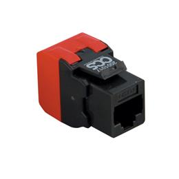 Modul Cat6A UTP Easy Crimp RJ45 - antrac