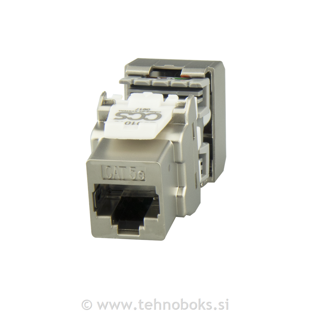 Modul Cat5e FTP Easy Crimp RJ45