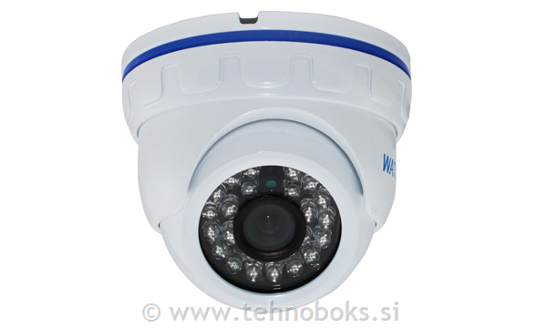 "Kamera IP kupo.1 MP 1/3""CMOS LED 18M IR"